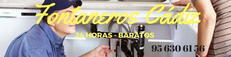 Fontaneros Cádiz